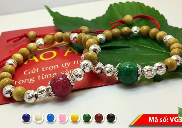 Bộ sưu tập các mẫu vòng dâu tằm Đẹp Nhất – Rẻ Nhất  – Tốt Nhất dành cho Mẹ và Bé